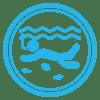 Icon  snorkel