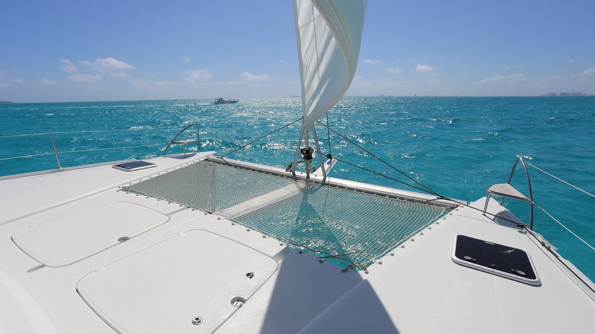2 - LowRes - Gypse - Private tour to Isla Mujeres in catamaran - Cancun Sailing