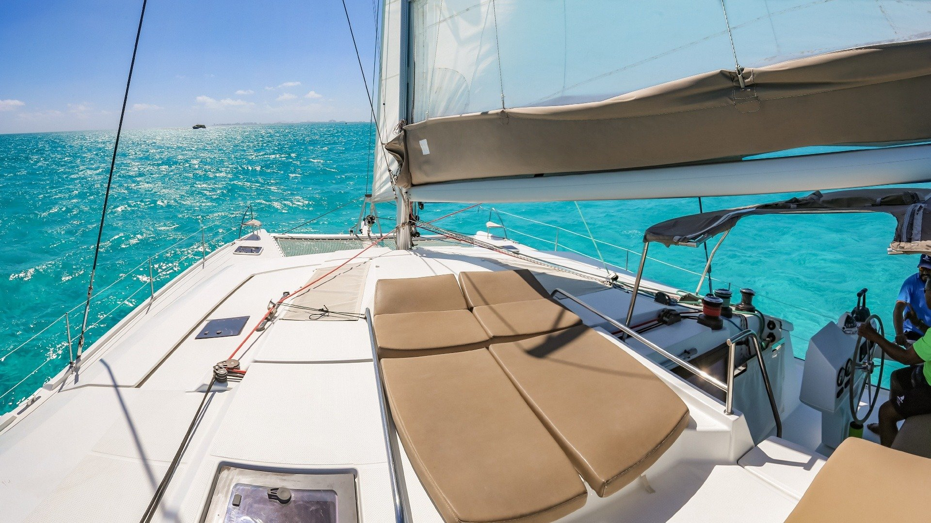 4 - LowRes - Gypse - Private tour to Isla Mujeres in catamaran - Cancun Sailing