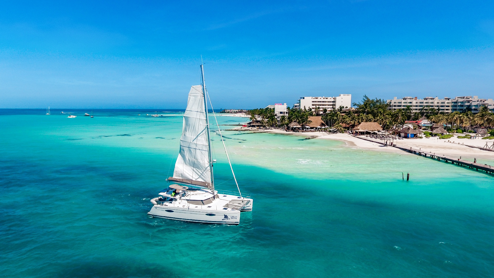 6 - LowRes - Gypse - Private tour to Isla Mujeres in catamaran - Cancun Sailing