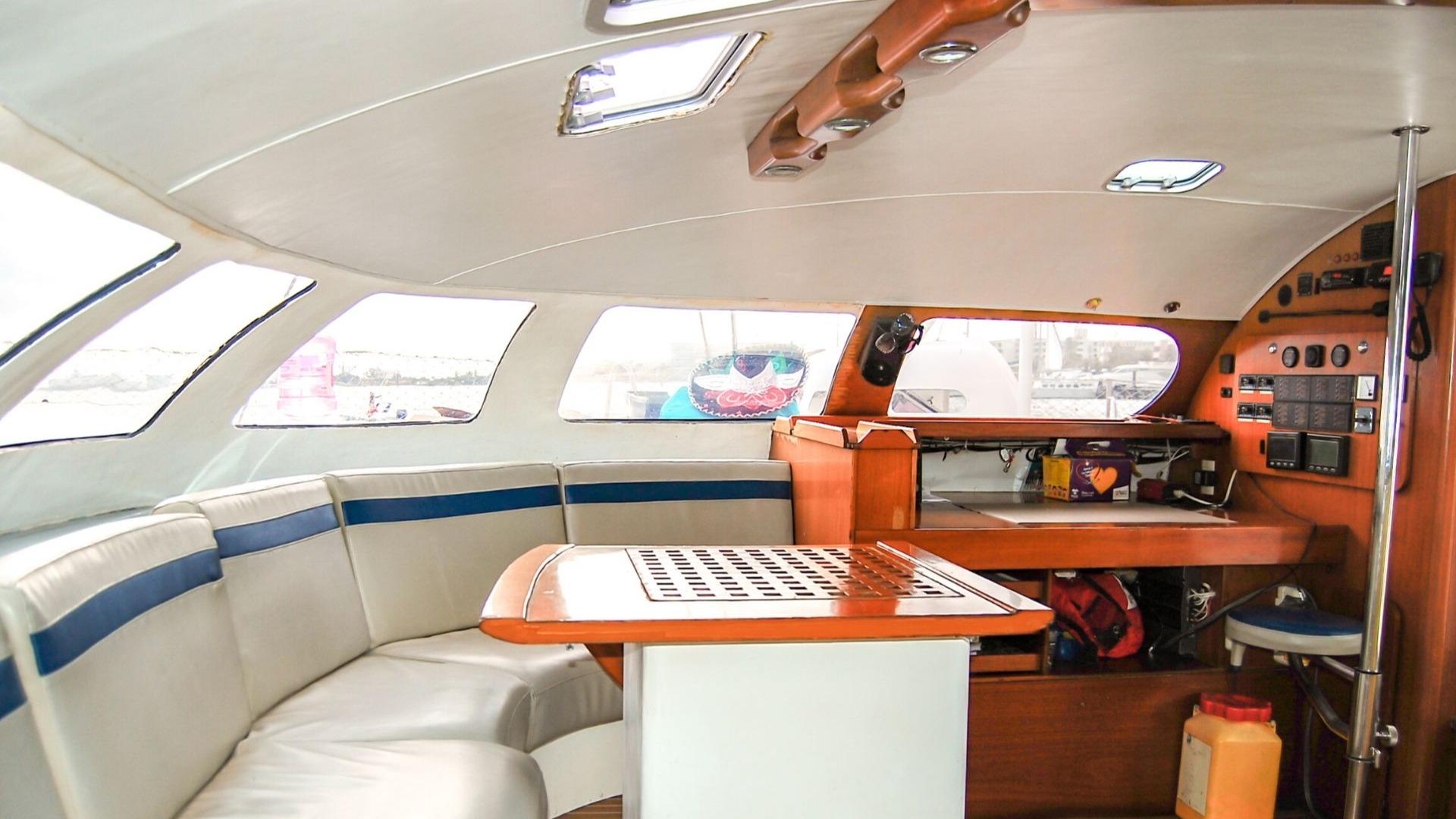Induna - Isla Mujeres Catamaran Tour - Cancun Sailing