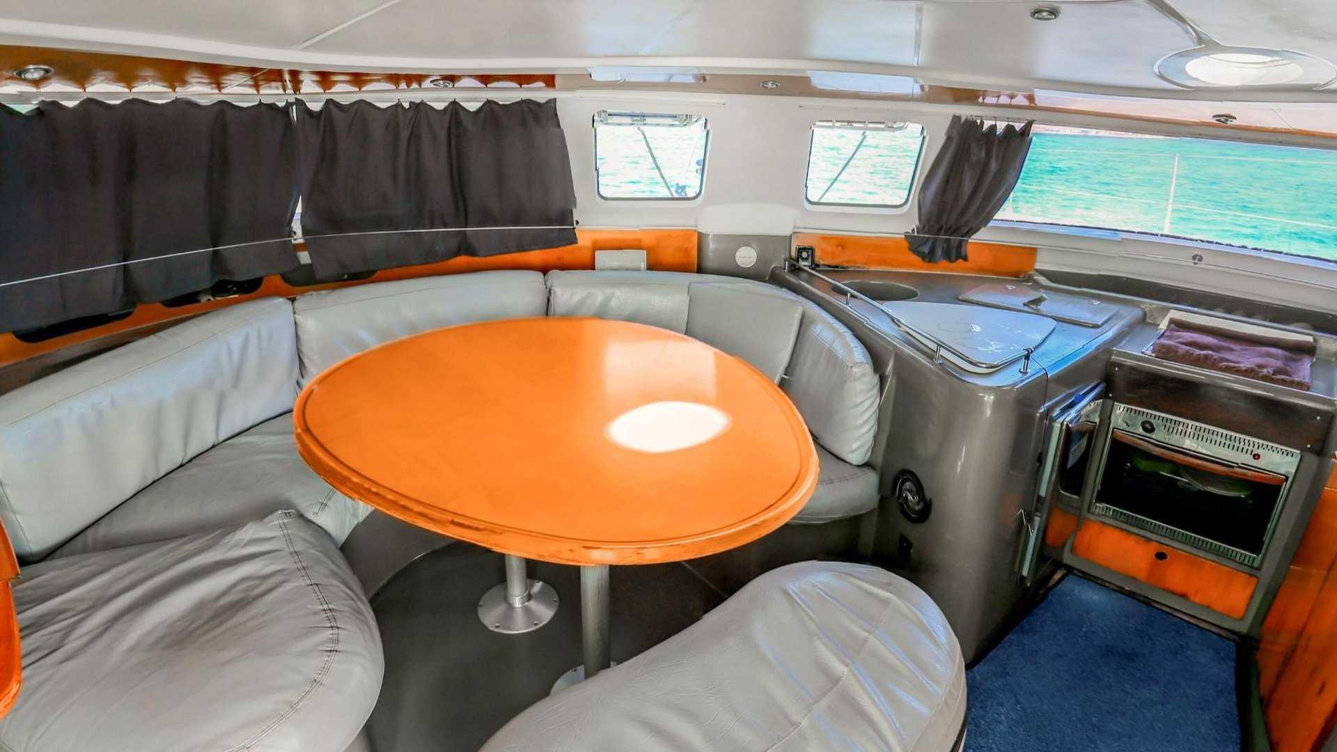 5 - LoRes - Lady Caroline - Isla Mujeres Catamaran Tour - Cancun Sailing