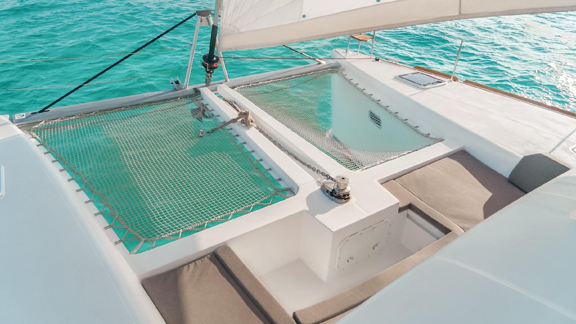 4 - LowRes - Lohengrin - Private tour to Isla Mujeres in catamaran - Cancun Sailing