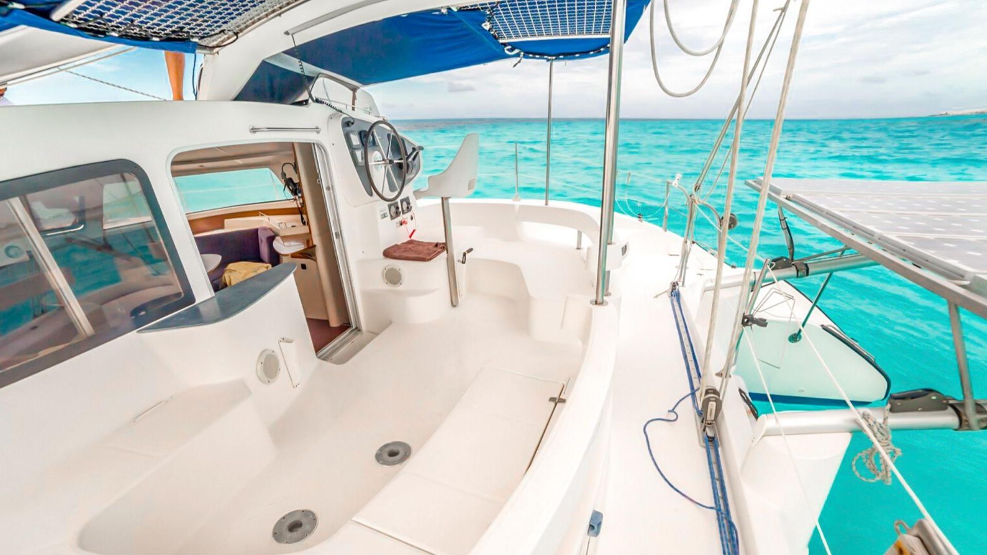 4 - LowRes - Malube - Isla Mujeres Catamaran Tour - Cancun Sailing