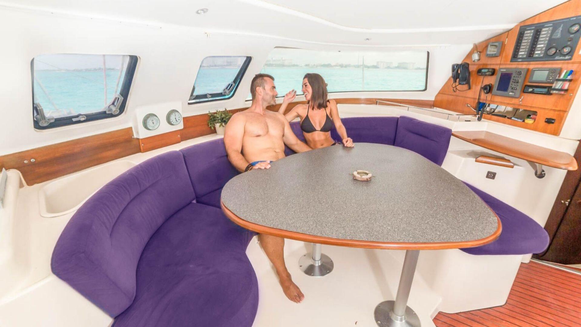 6 - LowRes - Malube - Isla Mujeres Catamaran Tour - Cancun Sailing