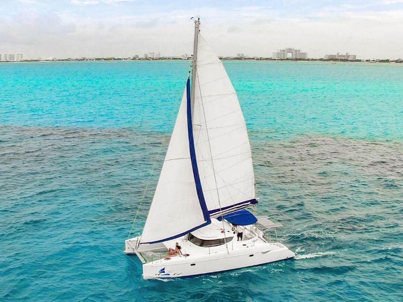 Malube 800x600 - Isla Mujeres Catamaran Tour - Cancun Sailing