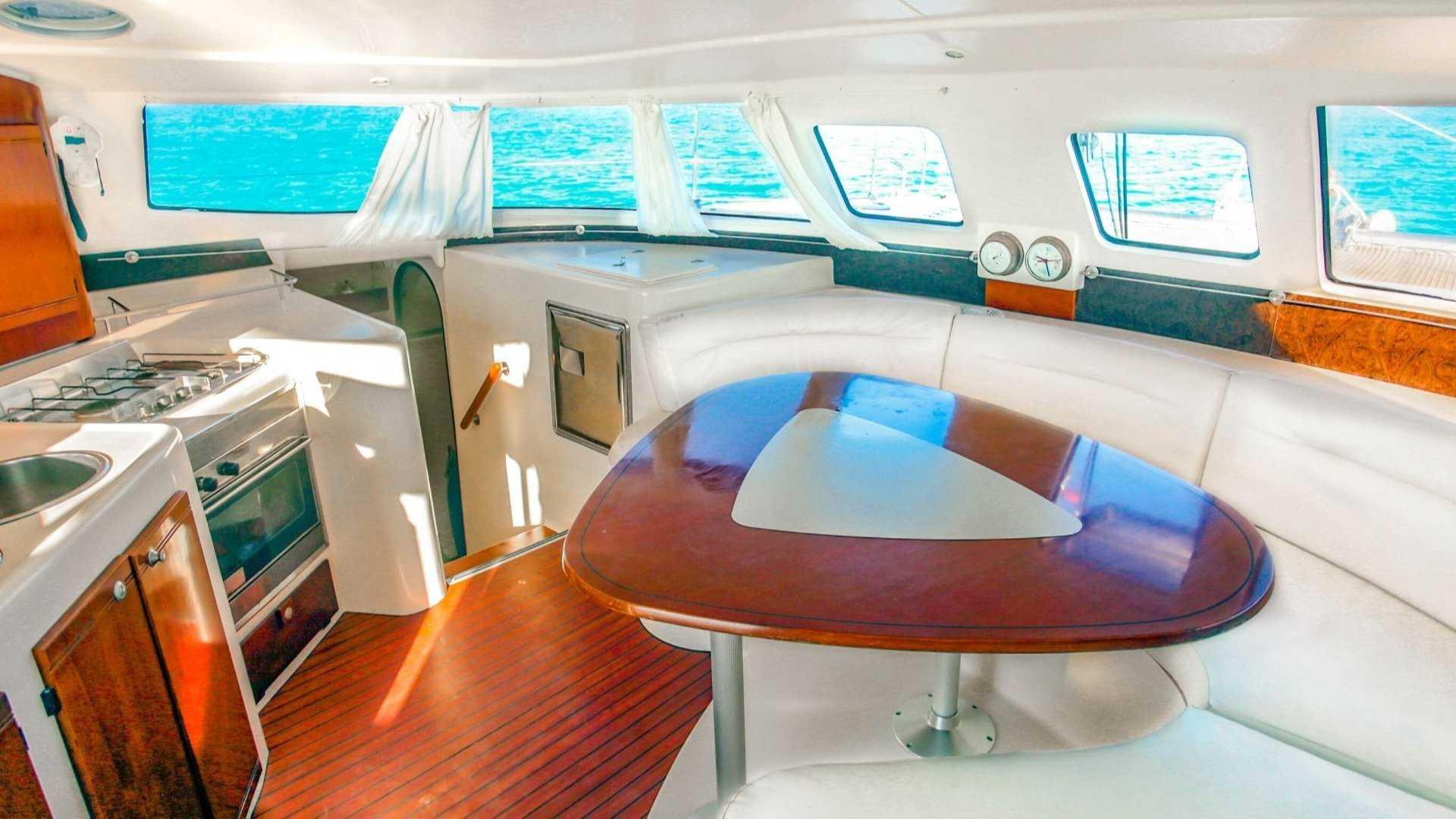 4 - LowRes - Mango - Isla Mujeres Catamaran Tour - Cancun Sailing