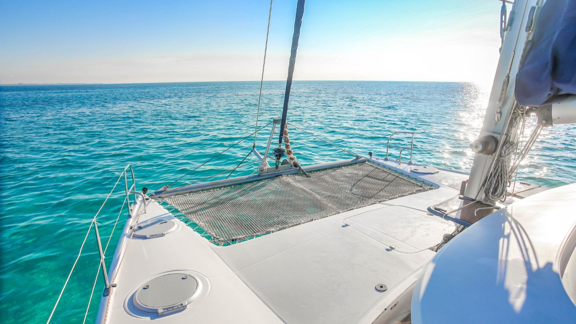 6 - LowRes - Mango - Isla Mujeres Catamaran Tour - Cancun Sailing