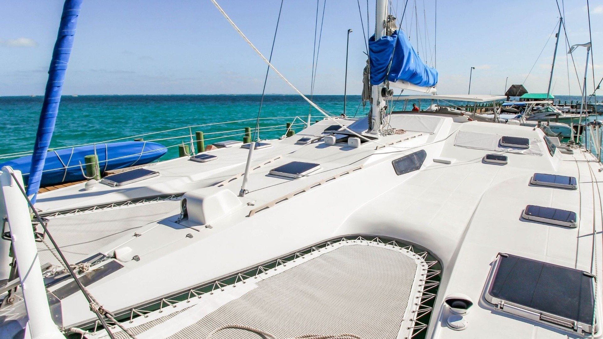 4 - LowRes - Max - Private tour to Isla Mujeres in catamaran - Cancun Sailing