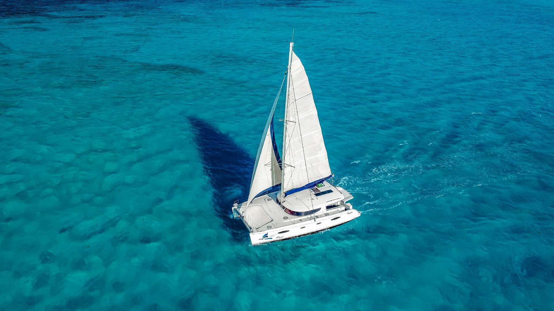 Megaira- Private tour to Isla Mujeres in catamaran - Cancun Sailing