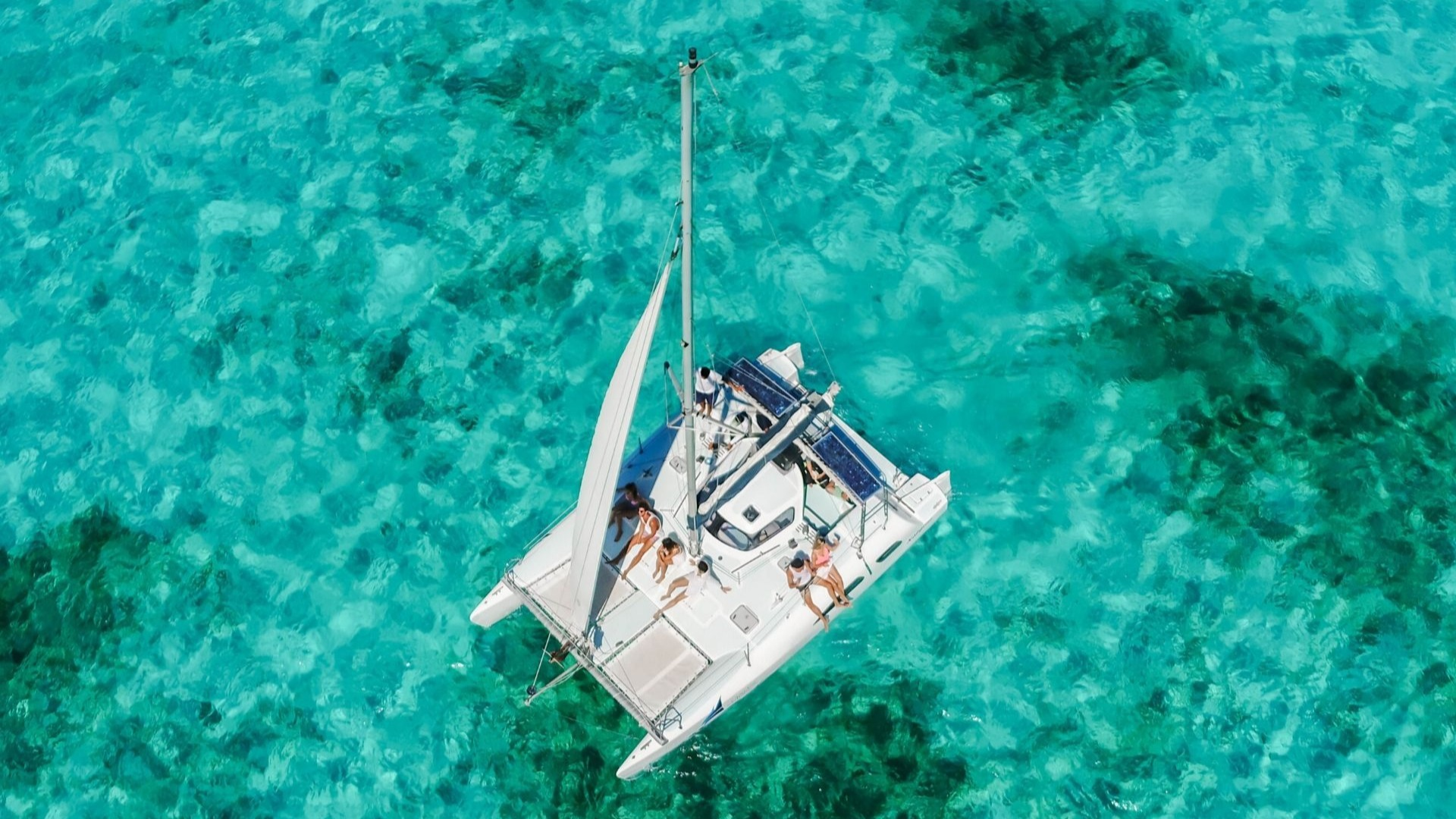 6 - LowRes - Nal Gone - Private tour to Isla Mujeres in catamaran - Cancun Sailing