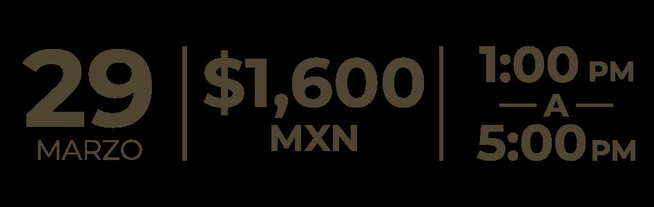 1600-MXN
