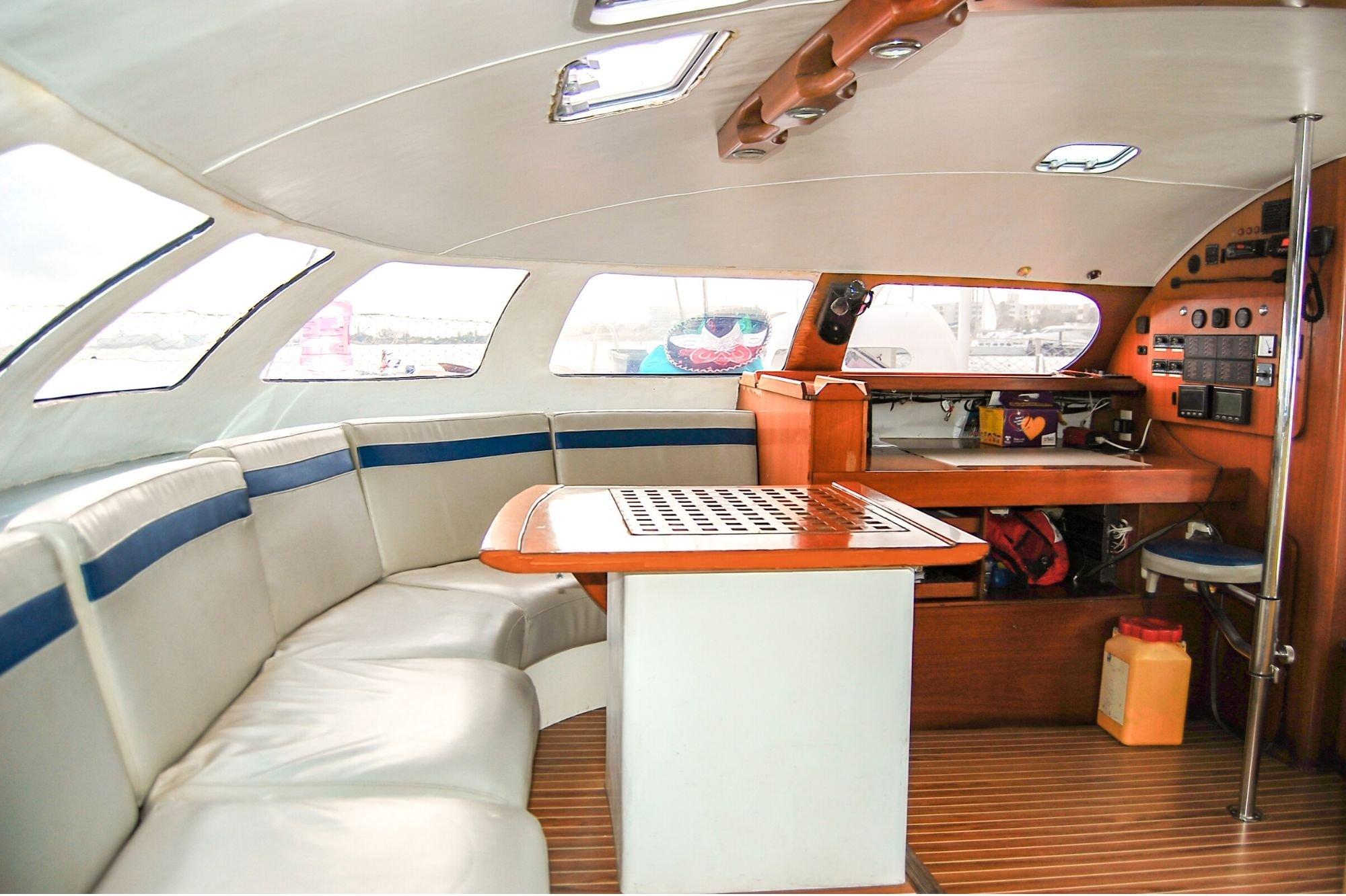 Induna - Isla Mujeres Catamaran Tour - Cancun Sailing - 3
