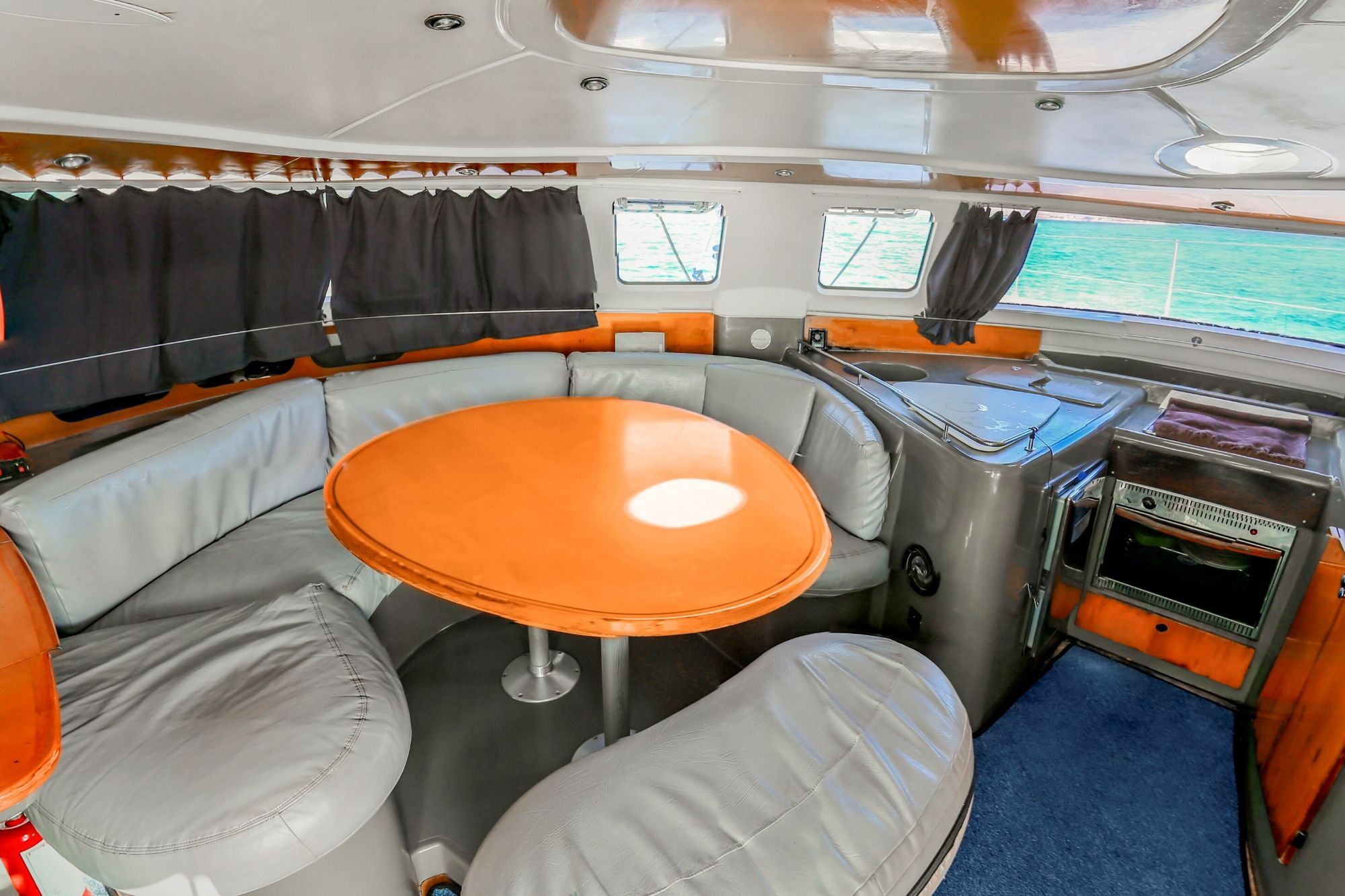 Lady Caroline - Isla Mujeres Catamaran Tour - Cancun Sailing - 5