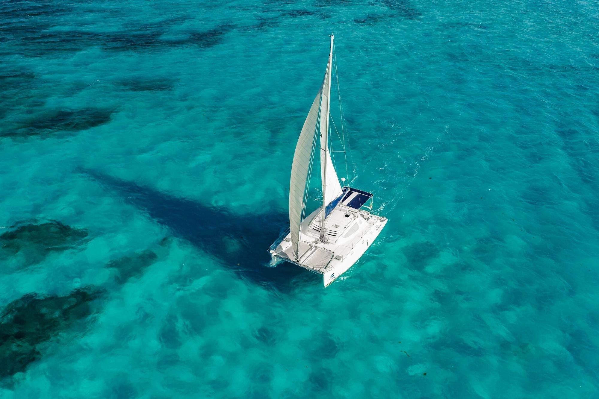 3 - HiRes - Pachanga - Private Isla Mujeres catamaran tour - Cancun Sailing