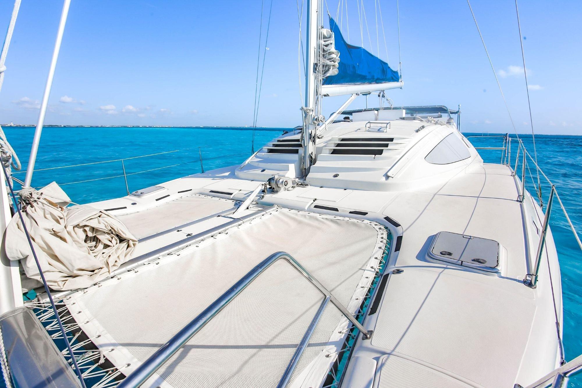 7 - HiRes - Pachanga - Private Isla Mujeres catamaran tour - Cancun Sailing