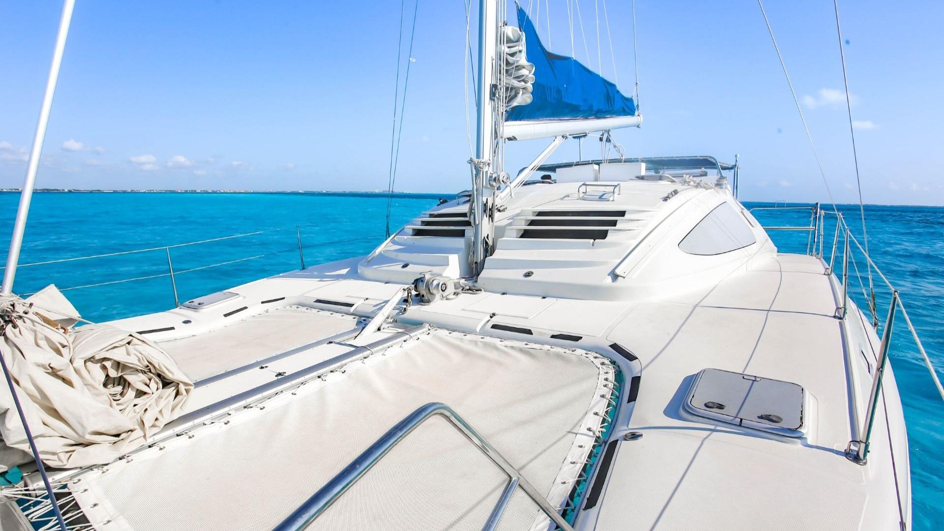 7 - LowRes - Pachanga - Private Isla Mujeres catamaran tour - Cancun Sailing