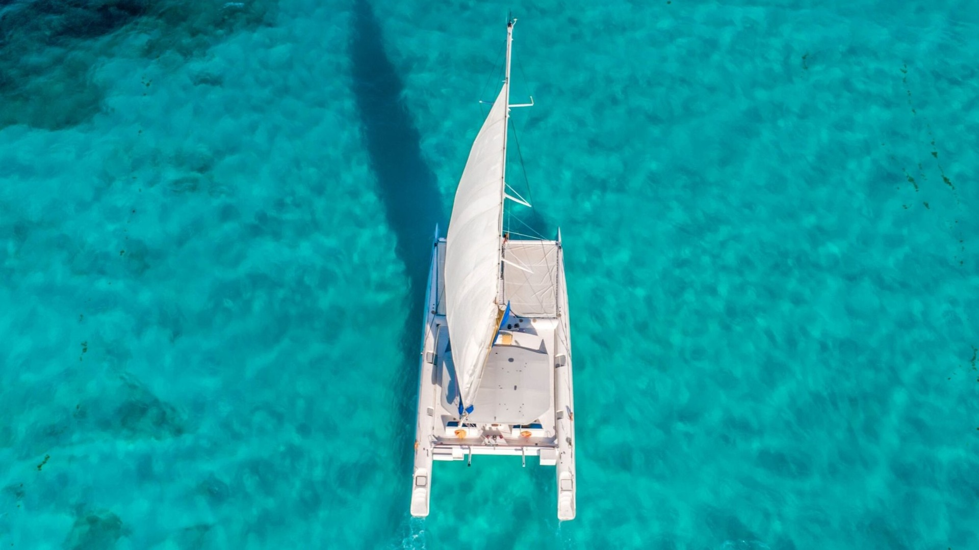 1 - LowRes - Sea Passion III - Isla Mujeres Catamaran Tour - Cancun Sailing