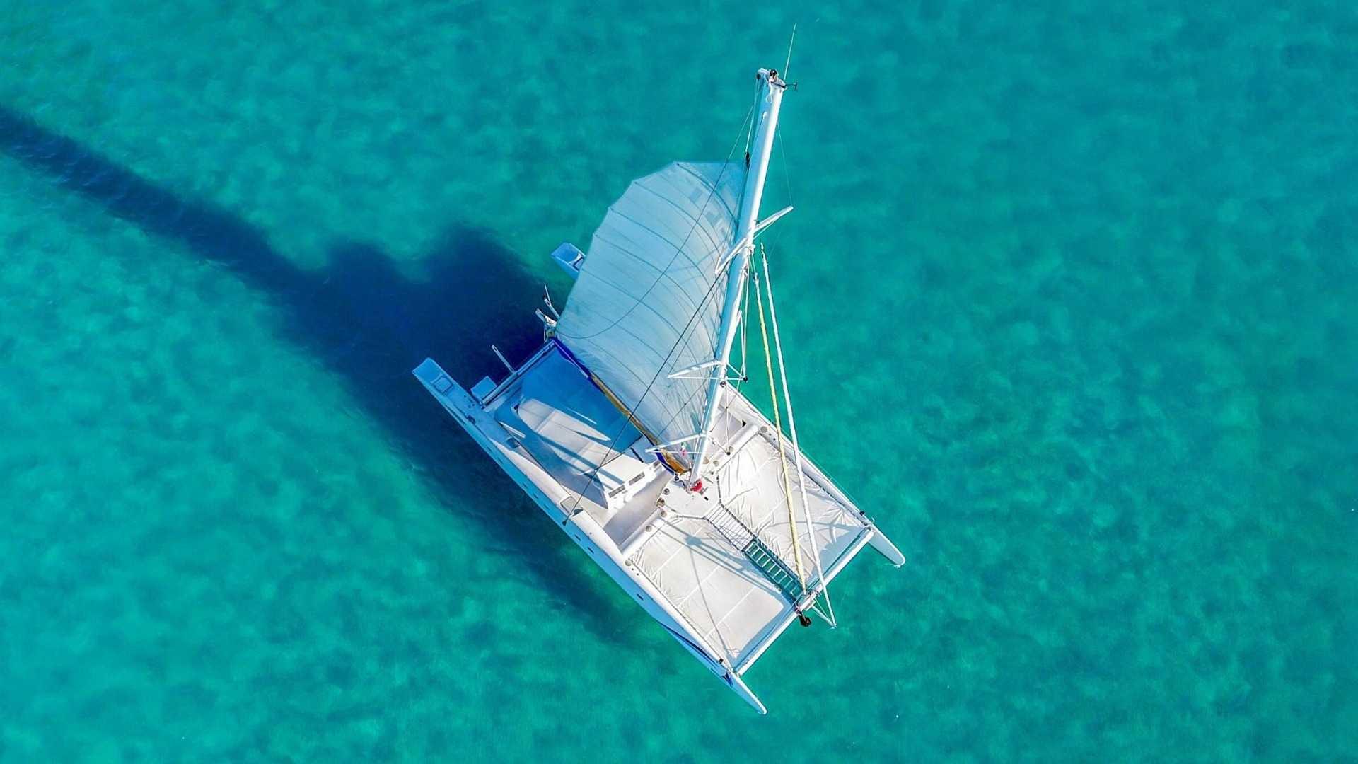 3 - LowRes - Sea Passion III - Isla Mujeres Catamaran Tour - Cancun Sailing