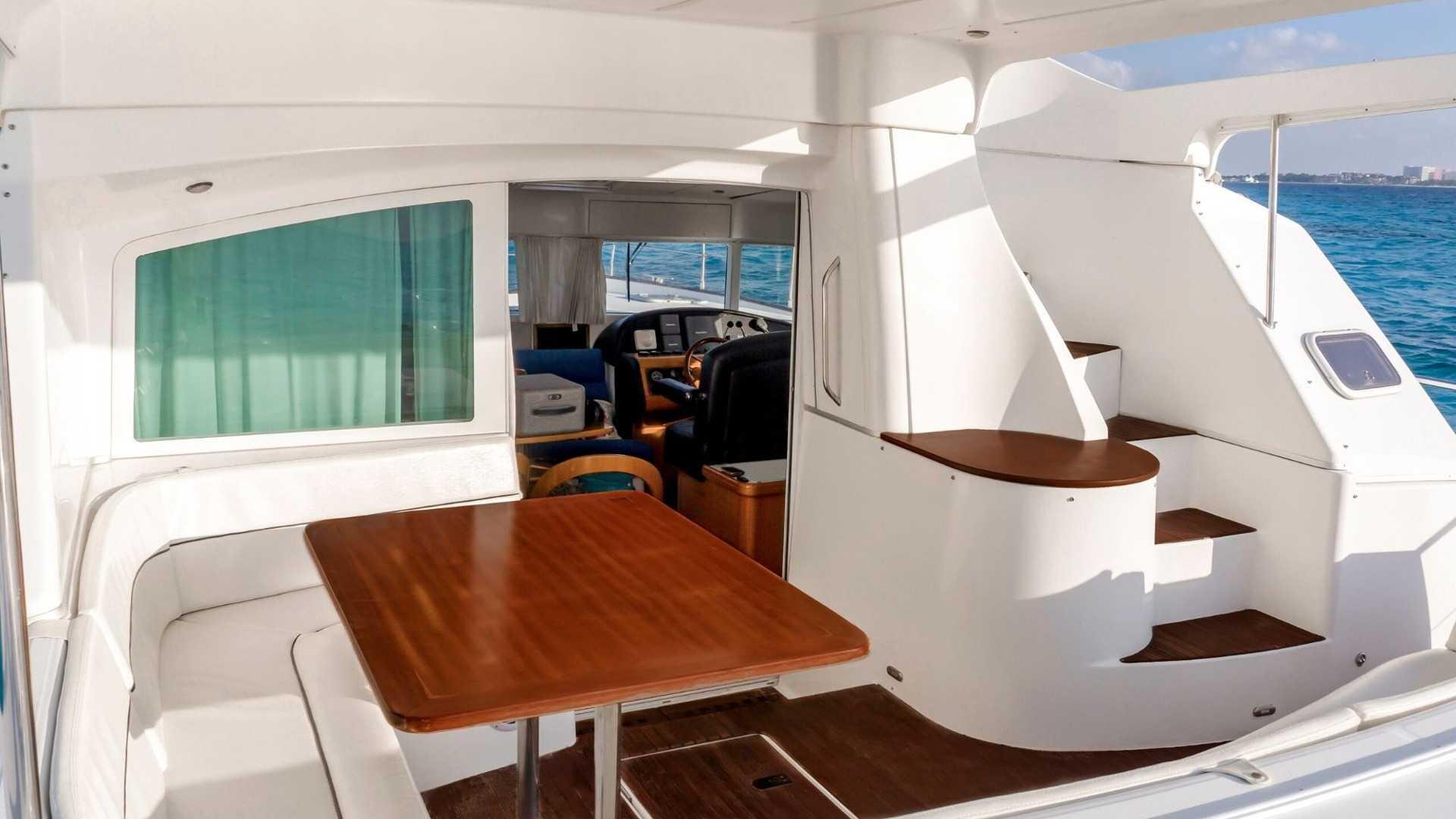 2 - LowRes - Private Isla Mujeres tour in catamaran - Seabaris - Cancun Sailing