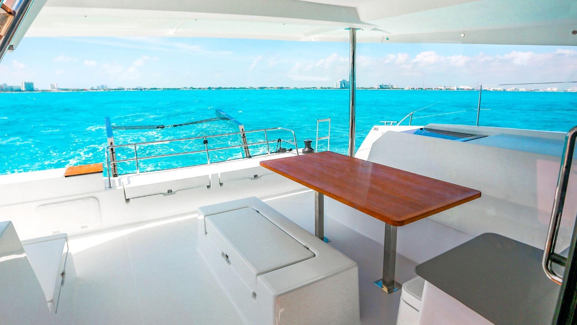 3 - LowRes - Private Isla Mujeres tour in catamaran - Victoria - Cancun Sailing