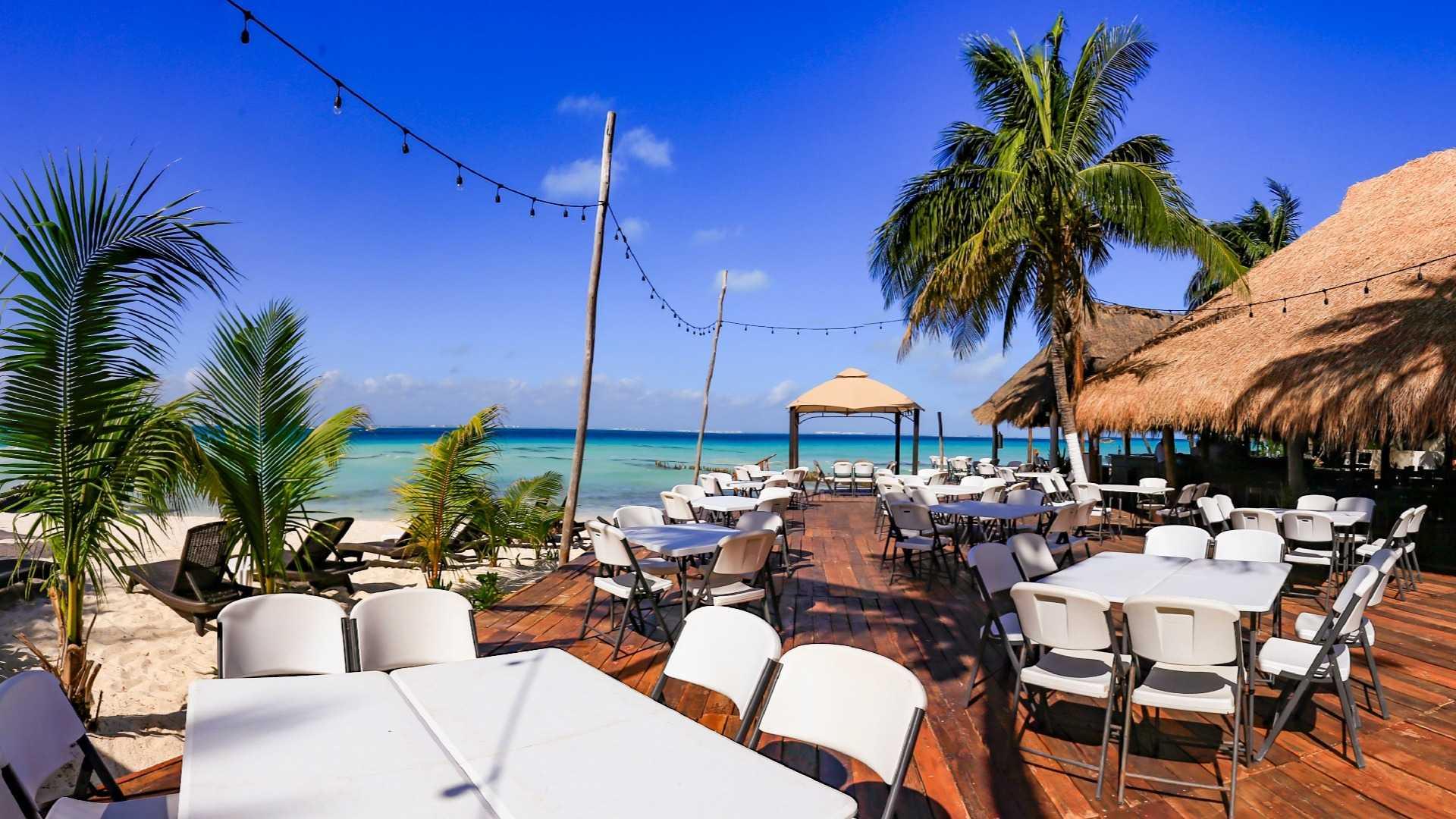 02 - Lowres - Club de playa Punta Blanca - Isla Mujeres