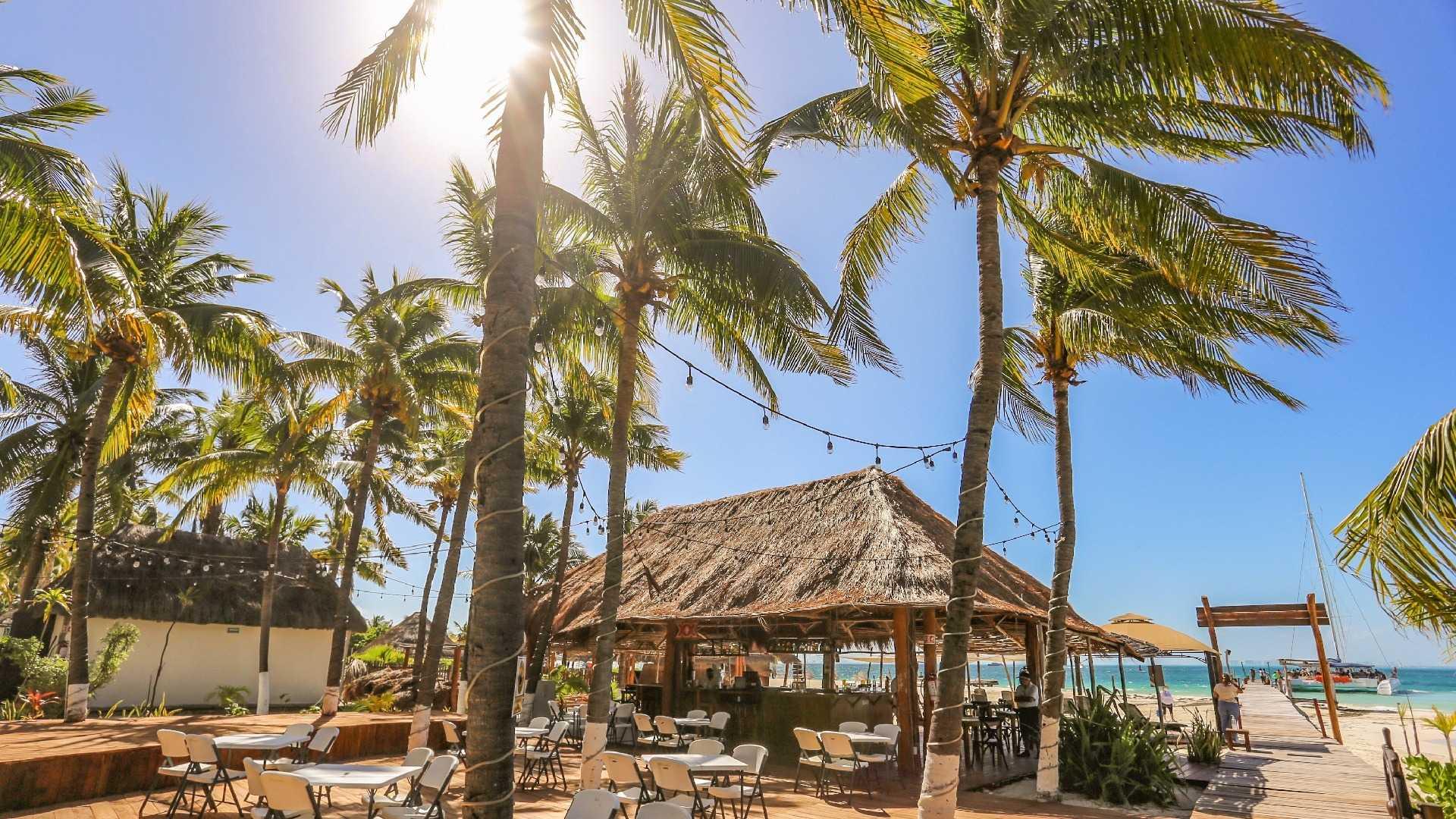 06 - Lowres - Club de playa Punta Blanca - Isla Mujeres