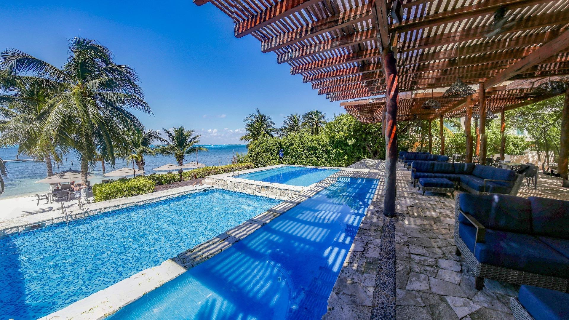 Zama Beach Club - Isla Mujeres - 13