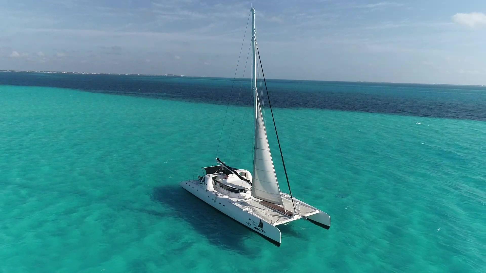 Catamaran Amazing-thumb